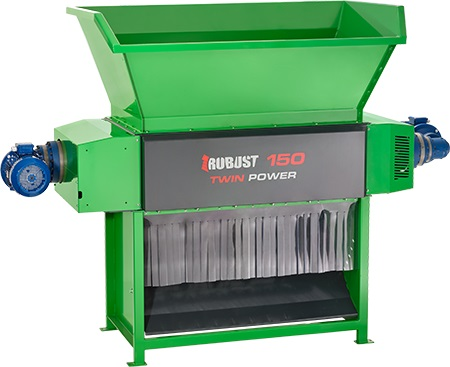 Tocator Robust P150 Twin Power