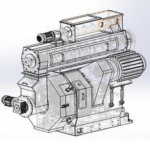 Linie MiniComplex Peleti - Granule AMP-304V