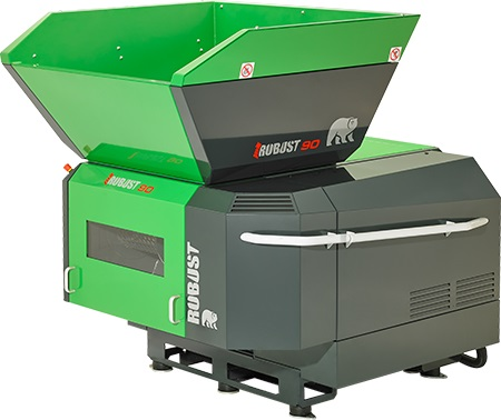 Tocator Robust Shredder SD90